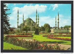 Sultan Ahmed - Istanbul - Türkei