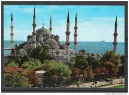 The Blue Mosque , Istanbul - Türkei