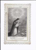 IMAGE PIEUSE DENTELLE - Devotion Images