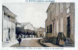 290C  VALENTINE PLACE DE LA MAIRIE - Autres Communes