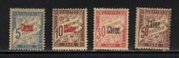CHINE T N° Entre 1 à 6 * - China (1894-1922)