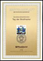 BRD - ETB (Ersttagsblatt) 42/1991 Michel 1570 - Tag Der Briefmarke 1991  - Ex 0,67€ Postpreis - [7] República Federal