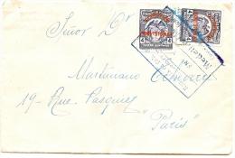 LBL20/5- COLOMBIE  LETTRE MEDELLIN / PARIS JANVIER 1926 - Colombia