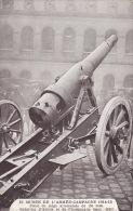 CPA - Musée De L'armée - Pièce De Siège Allemande  - 19 - Ausrüstung