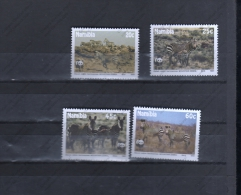 NAMIBIA Nº 659 AL 662 - Unclassified