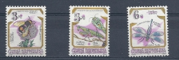 131008228  REP.  CHECA  YVERT  Nº  72/4 **/MNH - Unused Stamps
