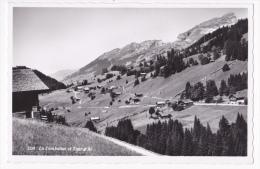 La Comballaz Et Tour D'Ay - Circulé 1957 - VD Vaud