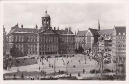 NETHERLANDS. AMSTERDAM -DAM MET KONNKLIJK PATERS - Postcards