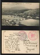 ALBANIA ALBANIEN SHKODRA OLD POSTCARD #100 MILITARY K.U.K. CENSOR ULCINJ & BAR - Albanien