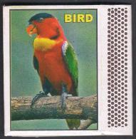 PAKISTAN MATCHBOX LABEL - YELLOW BIBBED Famous Birds Found In Australia - Matchbox Labels