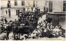 49 - LONGUE - Cavalcade - Char Ste -cécile - Other Municipalities
