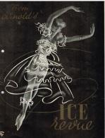 ICE REVUE 1949 - Programma's