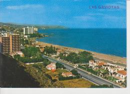 (AKM93) FUENGIROLA. LAS GAVIOTAS - Malaga