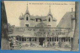 B10 138 Le Bureau De St Palais S Mer Hoel Restaurant Casino. - Saint-Palais-sur-Mer