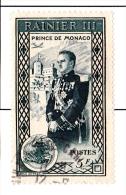 Monaco Scott   250 Prince Rainier Used VF - Monaco