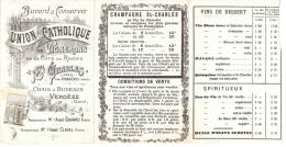 België - Preo´s - Voorafgestempeld V414 Op Union Catholique De Vignerons De La Cote, Du Rhone à St Charles(Dinant 02) - Precancels