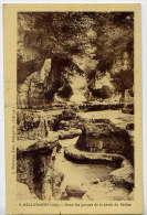 BELLEGARDE-- - Dans Les Gorges De La Perte Du Rhône (petite Animation) N° 8  éd Michaux - Bellegarde-sur-Valserine