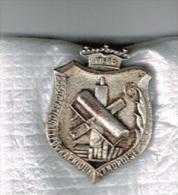 NAMUR PIN'S ASSOCIATION TYPOGRAPHIQUE NAMUROISE 1890 - Pin's