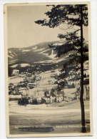 Allemagne--Brückenberg Im Riesengebirge--Blick V.d  Perlewitz-Bank Cpsm 9 X 14 N°5643 éd F Pielschmann - Schlesien