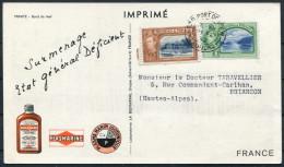 1952 Trindad TRINITE - CARTE POSTALE COMMERCIALE De PORT OF SPAIN - Medical Advertising Postcard - Trinidad & Tobago (...-1961)