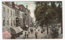 Plein Streetcar Den Haag The Hague 's-Gravenhage Netherlands 1910c Postcard - Den Haag ('s-Gravenhage)