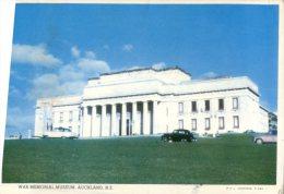 (611) New Zealand - Auckland War Memorial Museum - Other