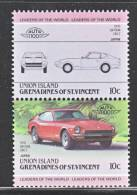 St. Vincent Union Island  144     **  CLASSIC CARS - St.Vincent (1979-...)