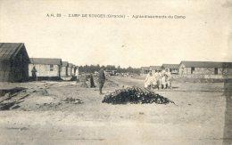 Camp De Souges - Agrandissement Du Camp - Non Classés