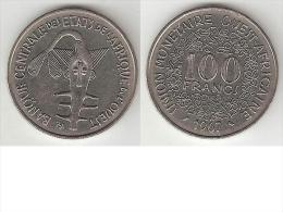 West Africa 100 Francs 1967  Km 4  Vf+ - Monnaies