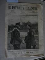 Le Patriote Illustré 02/05/1920 : Nivelles, Beverlo, Zeebrugge, Antwerpen, Doorn - Boeken, Tijdschriften, Stripverhalen
