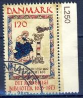 ##Denmark 1973. Royal Library. Michel 548. Cancelled(o) - Denmark