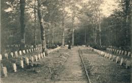 Rossignol- Militaire Begraafplaatsen-cimetière S Militaires-military Cemataries - Soldatenfriedhof  - 1922( Voir Verso ) - Tintigny