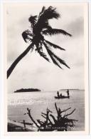 Islets Of The Mainland Near Nukualofa, Tonga - Pas Circulé, Teinte Noir Et Blanc - Tonga