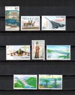 China   2003  .-   Y&T Nº   4091-4093-4099/4100-4101-4106/4108  ( 4108 Falta Punta ) - 1949 - ... República Popular