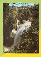 CPM  FRANCE  39  -  LES PLANCHES-EN-MONTAGNE  -  424.01  Cascade De La Langouette  ( Ann. 70/80 ) - France