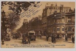 PARIS (IIe)............. LE BOULEVARD DES ITALIENS, LE PAVILLON DE HANOVRE  ..................  À  VOIR - Distrito: 02