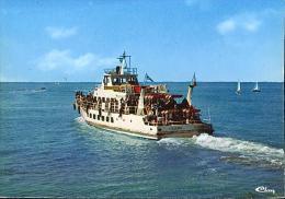 """85-0854 - La Tranche Sur Mer - Croisières Inter-iles """"""""""""""""""""""""""""""""L'Ilienne"""""""""""""""""""""""""""""""" - Nautisme - La Tranche Sur Mer"""