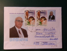 37/381   LETTRE  CUBA - Arends & Roofvogels