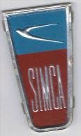 Automobile   Simca  L'hirondelle   8.5 Cm - Voitures