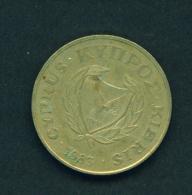 CYPRUS - 1983  20m  Circulated - Cyprus