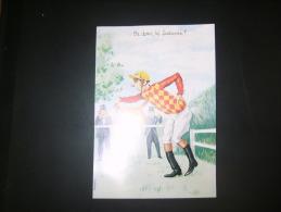 Carte Illustrée Signée CARRIERE - Carrière, Louis