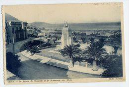Alg�rie--ORAN--Square du Souvenir et Monument aux Morts  Coll Arrona �d Combier