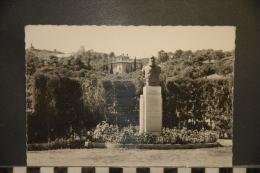 CP, 06, Saint Jean Cap Ferrat La Statue Du Roi Leopold II Au Fond Le Sémaphore N°7 41 Edition SEPT - Saint-Jean-Cap-Ferrat