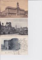 13 / 10 / 313   - LOT  DE  10  CPA  DE  CAMBRAI - Toutes Scandées - 5 - 99 Postkaarten
