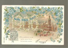 BONNE ANNEE  1906 - Anno Nuovo