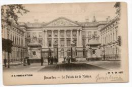 25949  -  Bruxelles Le Palais De La Nation    DVD 9677 - Brussels (City)