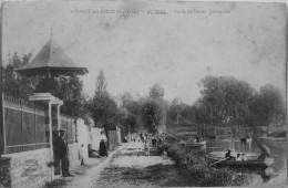 Bords De Seine : Jolainville - Nogent-sur-Seine