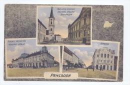 Pancevo - Pancsova    2 Scans - Serbia