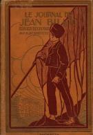 Journal De Jean Billig écolier De Colmar - M. De Genestoux - 120 Illus. De Geoges Dutriac- Lib. Hachette 1919 - Livres, BD, Revues