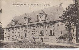 52 JOINVILLE - Château Du GRAND JARDIN - D17 11 - Joinville